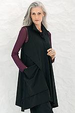 Madrona Travel Vest by Spirithouse  (Knit Vest)