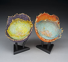 Sea Jewels by Alison Sigethy (Art Glass Sculpture)