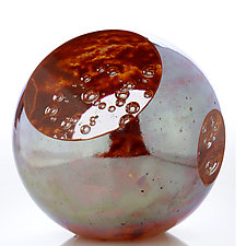 Orbit by Benjamin Silver (Art Glass Paperweight)