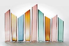 Twilight by Benjamin Silver (Art Glass Vases)