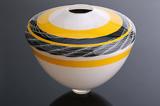 Hive by Benjamin Silver (Art Glass Vase)