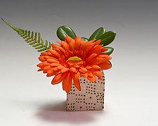 Chex Ikebana by Vaughan Nelson (Ceramic Vase)