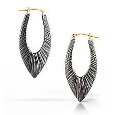 Sunrise Earrings by Kendra Renee (Gold & Silver Earrings)