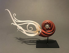 Harvest by Jennifer Caldwell (Art Glass Sculpture)
