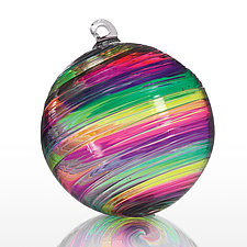 Serendipity by Christian Turiello (Art Glass Ornament)