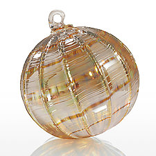 Alchemy by Christian Turiello (Art Glass Ornament)