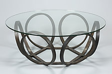 Starr Table by Derek Hennigar (Wood Coffee Table)