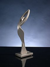 Carpe Diem - Female by Boris Kramer (Steel Sculpture)
