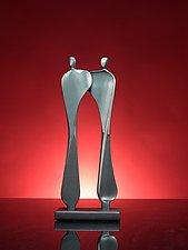 Partners by Boris Kramer (Metal Sculpture)