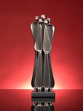 Good Company by Boris Kramer (Metal Sculpture)