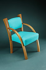 Armchair by Todd  Bradlee (Upholstered Chair)