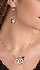 Black Bird Jewelry by Lisa Cimino (Silver Jewelry)
