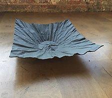 Vellum Platter by Clementine Porcelain (Ceramic Platter)