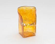 Square Glass by Bryan Goldenberg (Art Glass Drinkware)