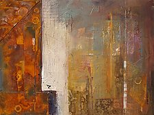 Industrial Influence by Karen  Hale (Acrylic Painting)
