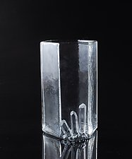 Crystal Cluster Glass by Jeremy Sinkus (Art Glass Drinkware)