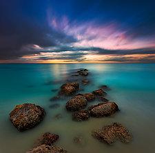 L'Heure Bleue by Matt Anderson (Color Photograph)