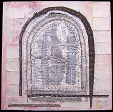 St Pete Window 2 by Natalya Khorover Aikens (Fiber Wall Hanging)
