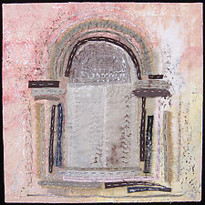 St. Pete Window 6 by Natalya Aikens (Fiber Wall Hanging)