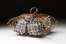Secrets by Nancy Koenigsberg (Metal Sculpture)