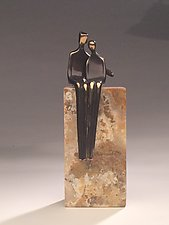 I Love You by Yenny Cocq (Bronze Sculpture)