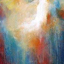 Warm Glow by Karen  Hale (Acrylic Painting)