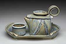 Personal Tea Set by Marion Angelica (Ceramic Tea Set)