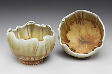 Blossom Bowl by Marion Angelica (Ceramic Bowl)