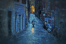 Roma #4v2 2011 by Mel Curtis (Color Photograph)