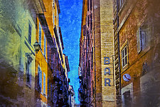 Roma #40v5 2007 by Mel Curtis (Color Photograph)