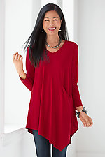 Deborah Tunic by Comfy USA  (Knit Tunic)