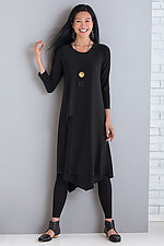 Abstract Dress by Comfy USA  (Knit Dress)