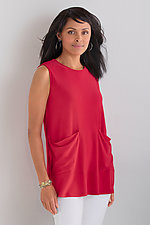 Claudia Tunic by Comfy USA  (Knit Tunic)