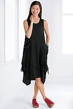 Gina Dress by Comfy USA  (Knit Dress)