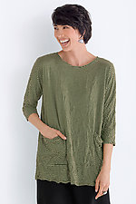 Brussel Tunic by Comfy USA  (Knit Tunic)