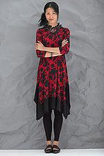 Floral Lisbon Dress by Comfy USA  (Knit Dress)