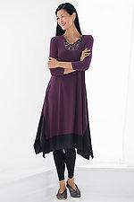 Solid Lisbon Dress by Comfy USA  (Knit Dress)