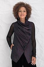 Jenny Vest by Comfy USA  (Woven Vest)