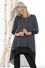 Rhapsody Tunic by Comfy USA  (Knit Tunic)