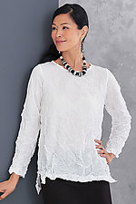 Mindy Top by Comfy USA  (Woven Top)