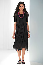 Jode Dress by Comfy USA  (Knit Dress)