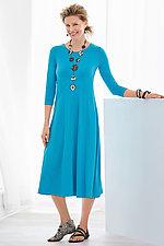 Diamond Dress by Comfy USA  (Knit Dress)