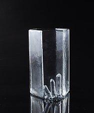 Crystal Cluster Glass by Jeremy Sinkus (Art Glass Drinkware)