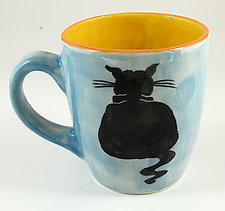 Isabelle's Curiosity by Rod  Hemming (Ceramic Mug)