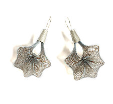 Penta Earrings by Michal Lando (Nylon Earrings)