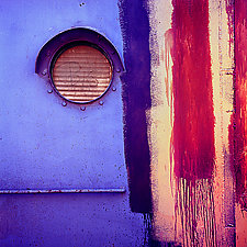 Porthole by Russ Martin (Color Photograph)
