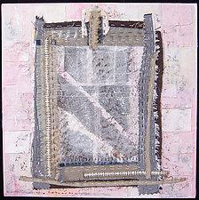 St. Pete Window 5 by Natalya Aikens (Fiber Wall Hanging)