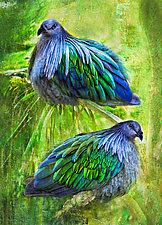Tropical Gems by Melinda Moore (Giclee Print)