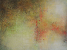 Loud Whispers by Victoria Primicias (Encaustic Painting)