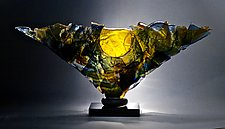 Landmark by Caleb Nichols (Art Glass Sculpture)
